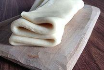 Idées pâtes, pains...