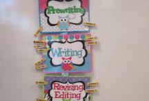 Writing Ideas / by Shanna Huebner