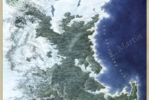 GAME OF THRONES : MAPS