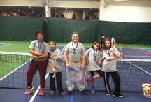 USTA Arnold Play Day / CPFA, WPFA & EPA Students that played Tennis in the USTA Arnold play day