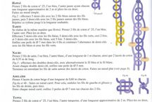 Macrame Tutorials and Knots / by Pam Chalus