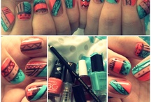 nails nails nails!!! / by Rhiannon Qualley