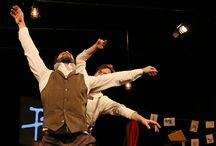 The First Time Machine / Thursday 19 February | 6.00pm | Join the crew of the First Time Machine on the voyage of a lifetime, an extraordinary journey into the past, featuring brave deeds and dangerous man-eating bears in a dance through time. A feast of live music, theatre and dance for the whole family.
