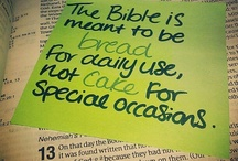 Bible Things!!!