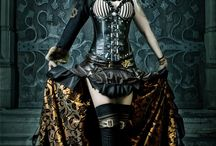 Steampunk / With a backdrop of either Victorian England or America's Wild West at hand, modern technologies are re-imagined and realized as elaborate works of art, fashion, and mechanics.