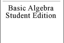 Homeschool Math - Algebra