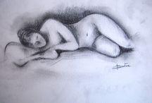 pinturas cuerpos