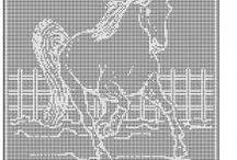 Šablony štvorcová sieť
