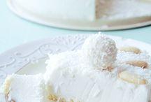 Ciasta - Kokosowe
