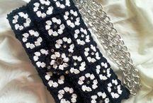Borse creazione di Elena's Hands / Borse fatte interamente a mano. #uncinetto