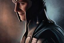superheroes board / by PHYLLIS TERRY