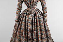 1840s Fashions