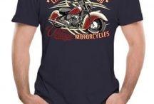 Motosiklet Tişört