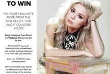 Yumi: Pin to Win SS14 / Tell us your favourite piece from the SS14 collection and it could be yours! Make sure you follow us on Pinterest first then simply go to www.yumidirect.co.uk and start pinning to your own boards. We'll repin the entries here and a winner will be announced on Wednesday the 2nd of April. ps. Remember to tag us at @yumidirect using the hash tag #pintowin so we can see your stylish selections!