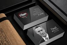 New Jack Conway Business Card Designs