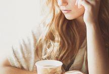 В кофейне