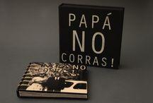 Libro artísta - artbook / Conjunción de una obra conceptual, en la que el objeto en su todo materializa la idea.