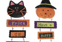 Halloween Gifts & Accessories / Our Halloween themed gifts available at http://www.theartificialflowershop.co.uk/gifts-and-accessories.html