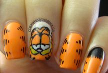 nail art cartoons
