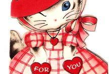 Valentine / <3 Valentine <3 / by 💋TopVintage Retro Boutique 💋