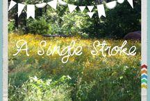 A Single Stroke / by Erin McKee