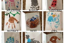 kid's art projects / by Missy Ditter
