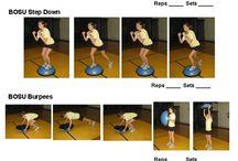 Health & Exercise / by Abbygaile Santos