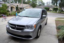 Used 2013  Dodge  Grand Caravan for Sale ($15,500) at Pinellas Park, FL / Make:  Dodge, Model:  Grand Caravan, Year:  2013, Body Style:  Van, Exterior Color: Gray, Interior Color: Black, Doors: Four Door,  Vehicle Condition: Excellent, Mileage:35,200 mi, Engine: 6 Cylinder, Transmission: Automatic, Fuel: Gasoline, Drivetrain: 2 wheel drive - front.    Contact: 727-709-2145   Car ID (56696)