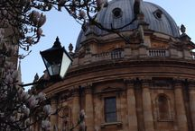 Oxford - Radcliffe Camera / Oxford