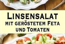 Salate warm