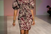 African style dresses