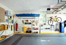 Garage Organizing / Organizing your garage http://www.phoenixazgaragedoorrepair.com/