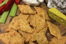 THERMI Dips & Crackers