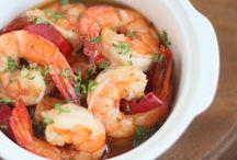 Seafood / Mariscos