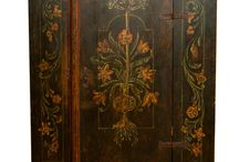 Painted Armoire / by Anne Smeester