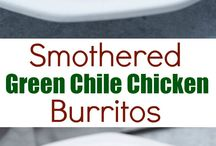 borrito, wraps, taco's.....