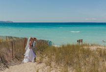 Traverse City Wedding by Mary Wyar Photography / Traverse City Wedding in Michigan by Mary Wyar Photography marywyar.com