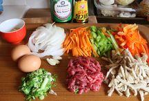 Korean dish / by sok tavernese