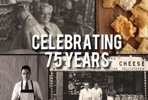 Celebrating 75 Years / This year, Di Bruno Bros. is celebrating our 75th anniversary- celebrating the House of Cheese tradition since 1939!