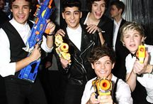 One Direction / by Julie Datema
