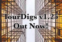 TourDigs News / Keep checking back for exciting TourDigs updates! Head to www.tourdigs.com to check out the full site!
