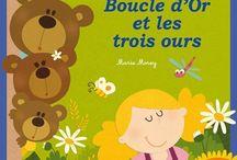 Boucle d'or et les 3 ours (mai/juin) 2014/2015