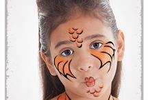Kelly Tarlton's Face Painting