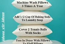 Cleaning:home tips