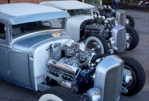 hotrods / by Louise Royston