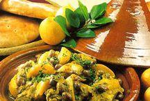 tajine de poulet citrons confits