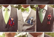 Geeky & Offbeat Wedding Themes perfect for The Castle At Rockwall / Bring on your inner Anime, Steampunk, Harry Potter, Super Hero, Star Wars, Hunger Games or....... The Castle at Rockwall makes a great backdrop for offbeat non traditional weddings.