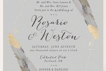 wedding invitations&gifts