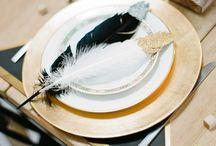 Table Ideas / by Courtney Ellegood
