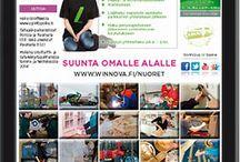 Yhteishaku 2014 / Kevään yhteishaku 24.2.-14.3.2014. Löydä oma alasi!